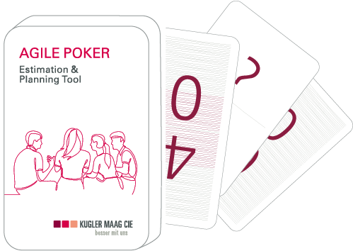 Agile Automotive-Tool: Cover des Agile Poker-Sets