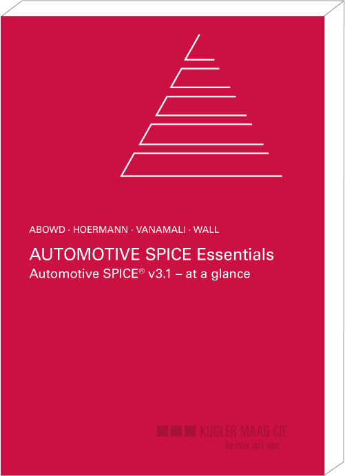 Automotive SPICE Essentials v3.1