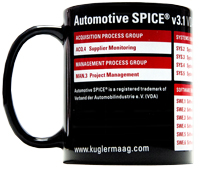 Kaffeebecher Automotive SPICE v3.1